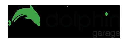 Dolphin Garage Logo