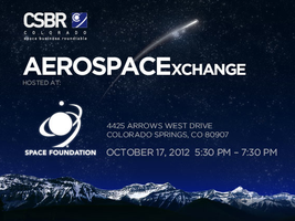 CSBR Aerospace Exchange hosted at The Space Foundation