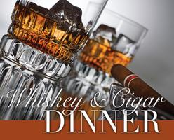 Whiskey & Cigar Dinner