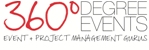 360 Degree Events - Event & Project Management Gurus