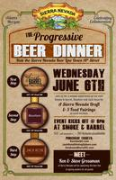 Sierra Nevada Presents: The Progressive Beer Dinner