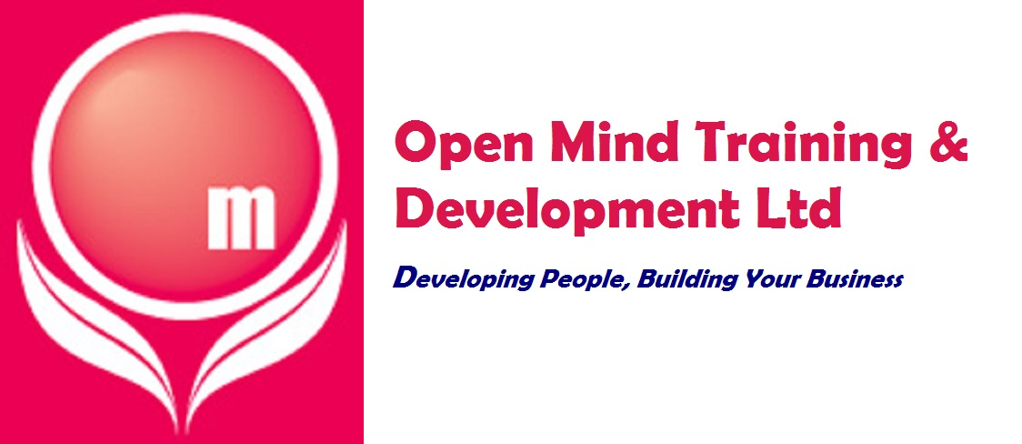 Open Mind Training & Development logo