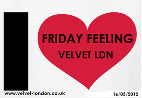FRIDAY FEELING VELVET LONDON