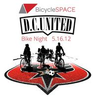 BicycleSPACE Bike Night at RFK with DC United