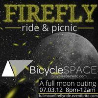 BicycleSPACE FireFly Ride and Picnic: A Full Moon Outing