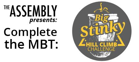 Complete The MBT: The Big Stinky Hill Climb Challenge