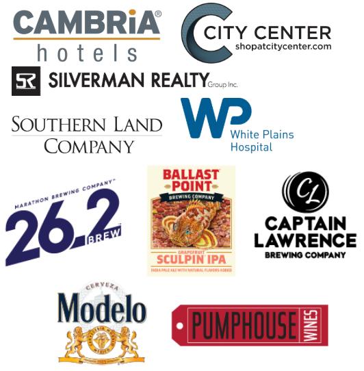 RWP 2019 Leading Sponsors