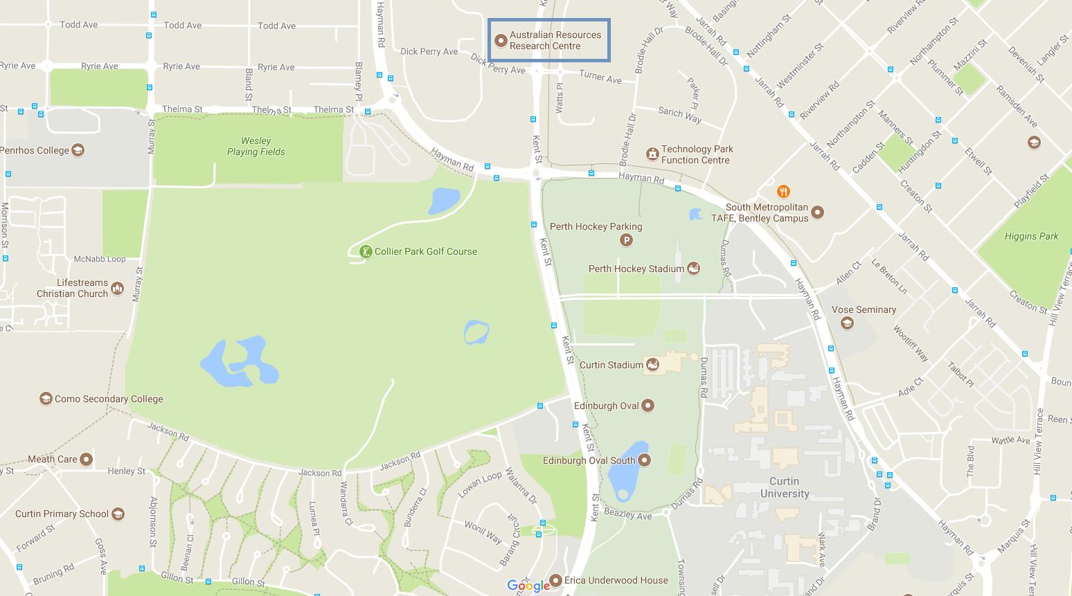 ARRC Location