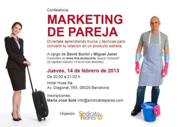 Marketing de pareja - Conferencia Sindicat de Pares