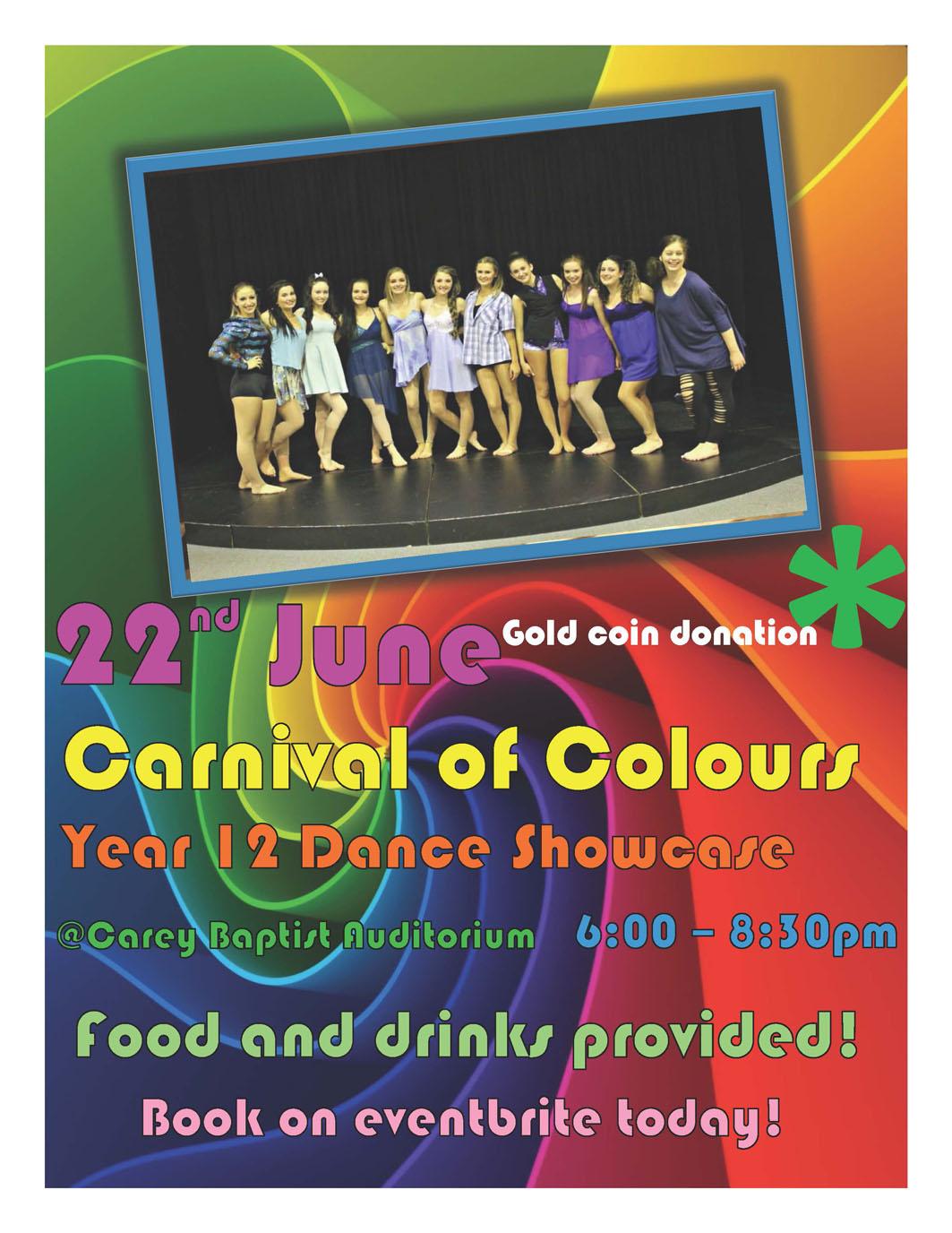 Year 12 Dance Showcase
