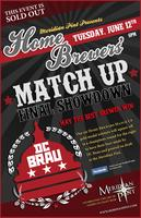 Home Brewers Match Up: The Final Showdown