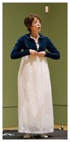 Lise Rodgers as Jane Austen