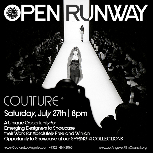 COUTURE SATURDAY FASHION SHOW