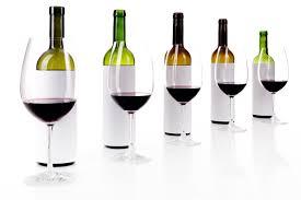 blinded bottles