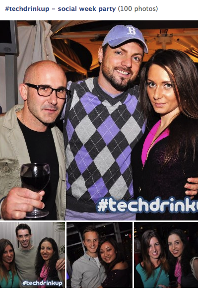 Techdrinkup Dec