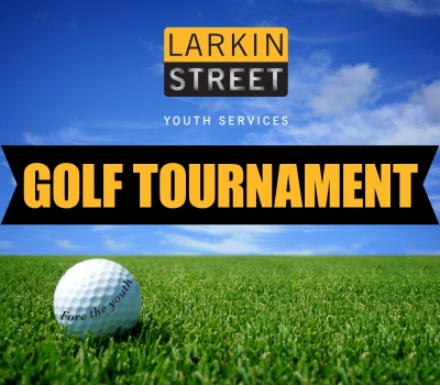 Larkin Street Golf Tournament Logo