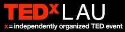 TEDxLAU Logo