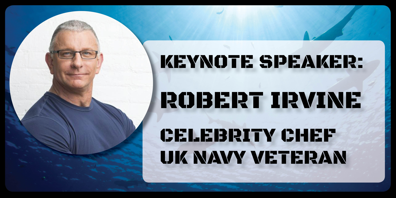 Robert Irvine Keynote Speaker
