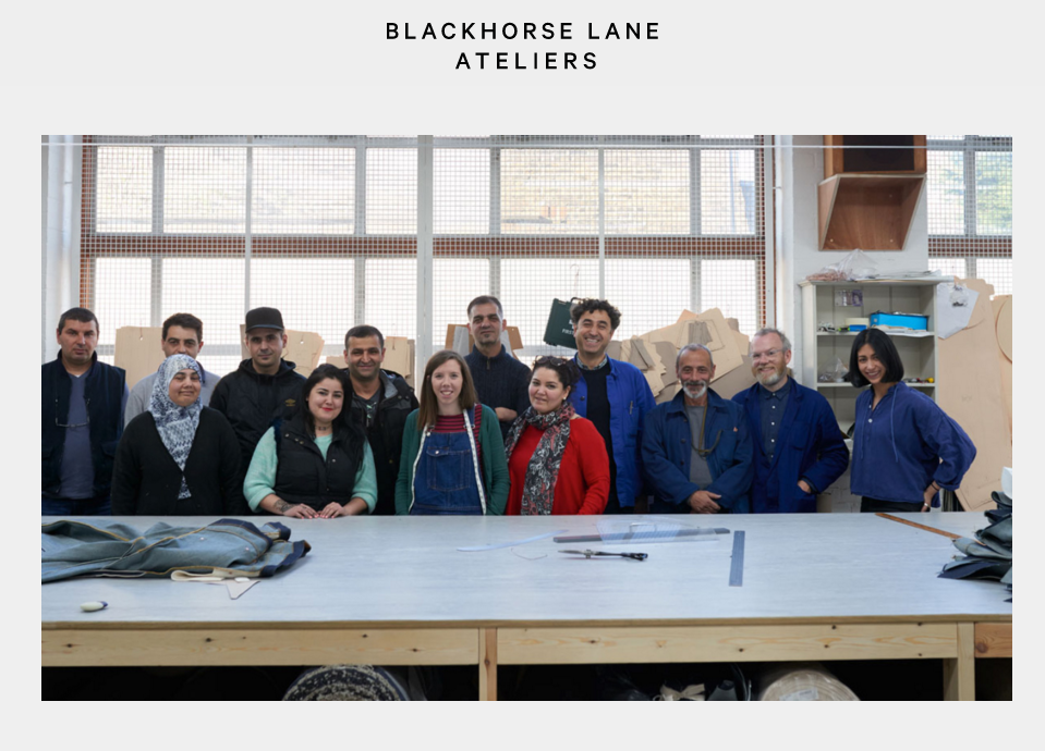 Blackhorse Lane Ateliers