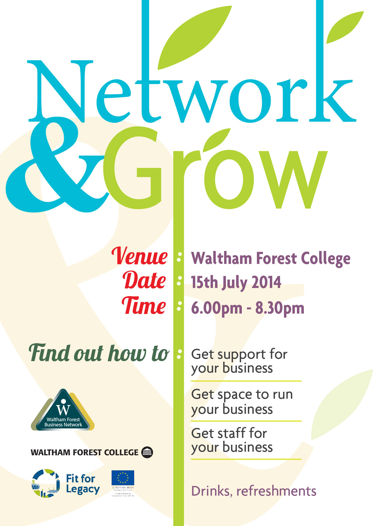 WFBN Summer Networking Event 15th July 2014