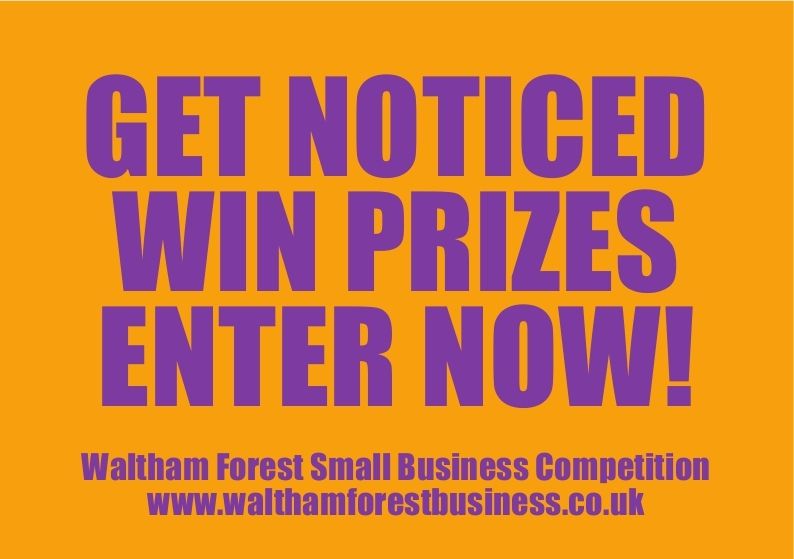 Waltham Forest Business Network - Small Business Competition