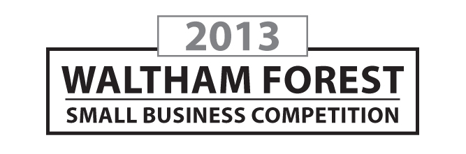 2013 Waltham Forest Small Business Competition logo