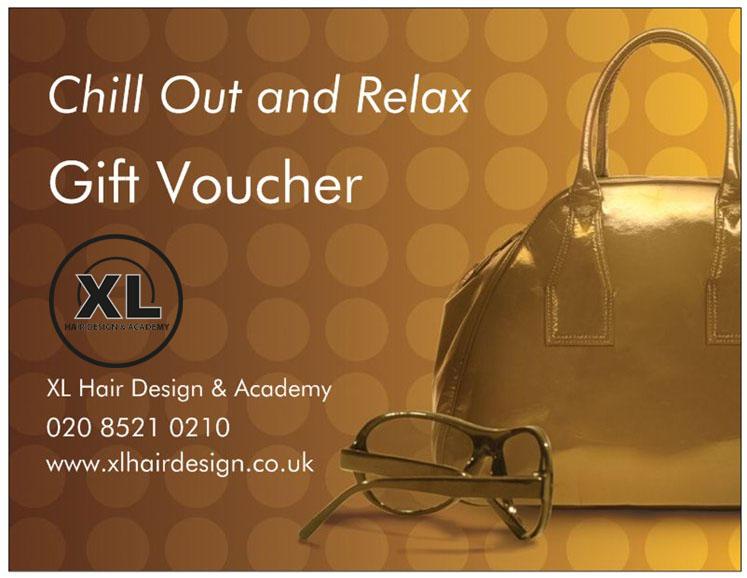 XL Hair Design - Gift Card