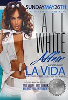 THE 6TH ANNUAL ALL WHITE AFFAIR