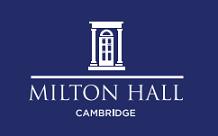 Milton Hall logo