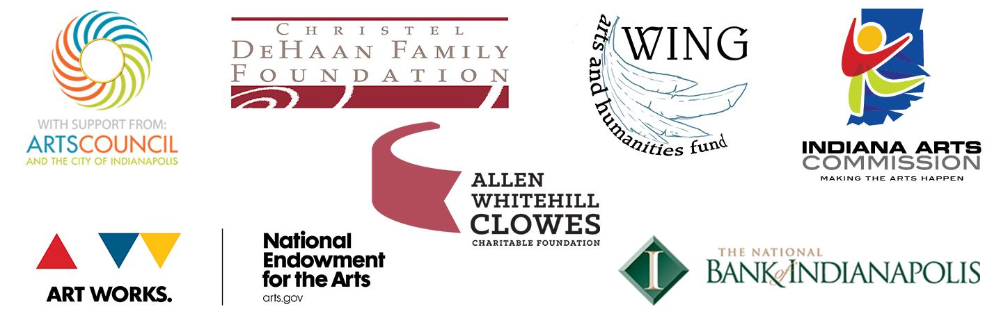 Candlelight Theatre sponsor logos