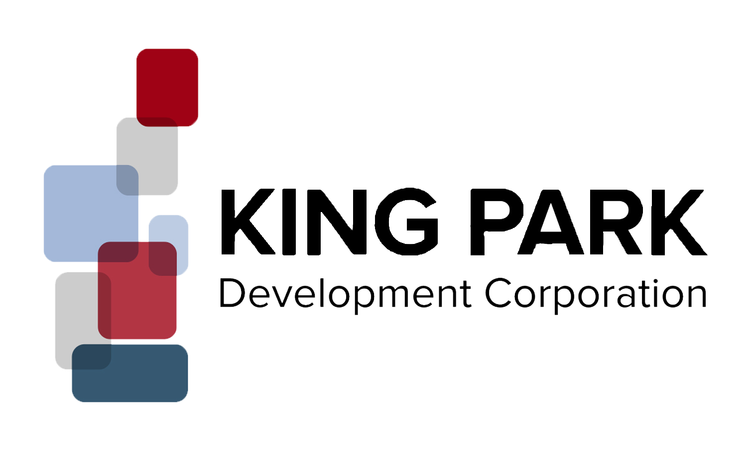 Image of the logo for King Park Development Corporation