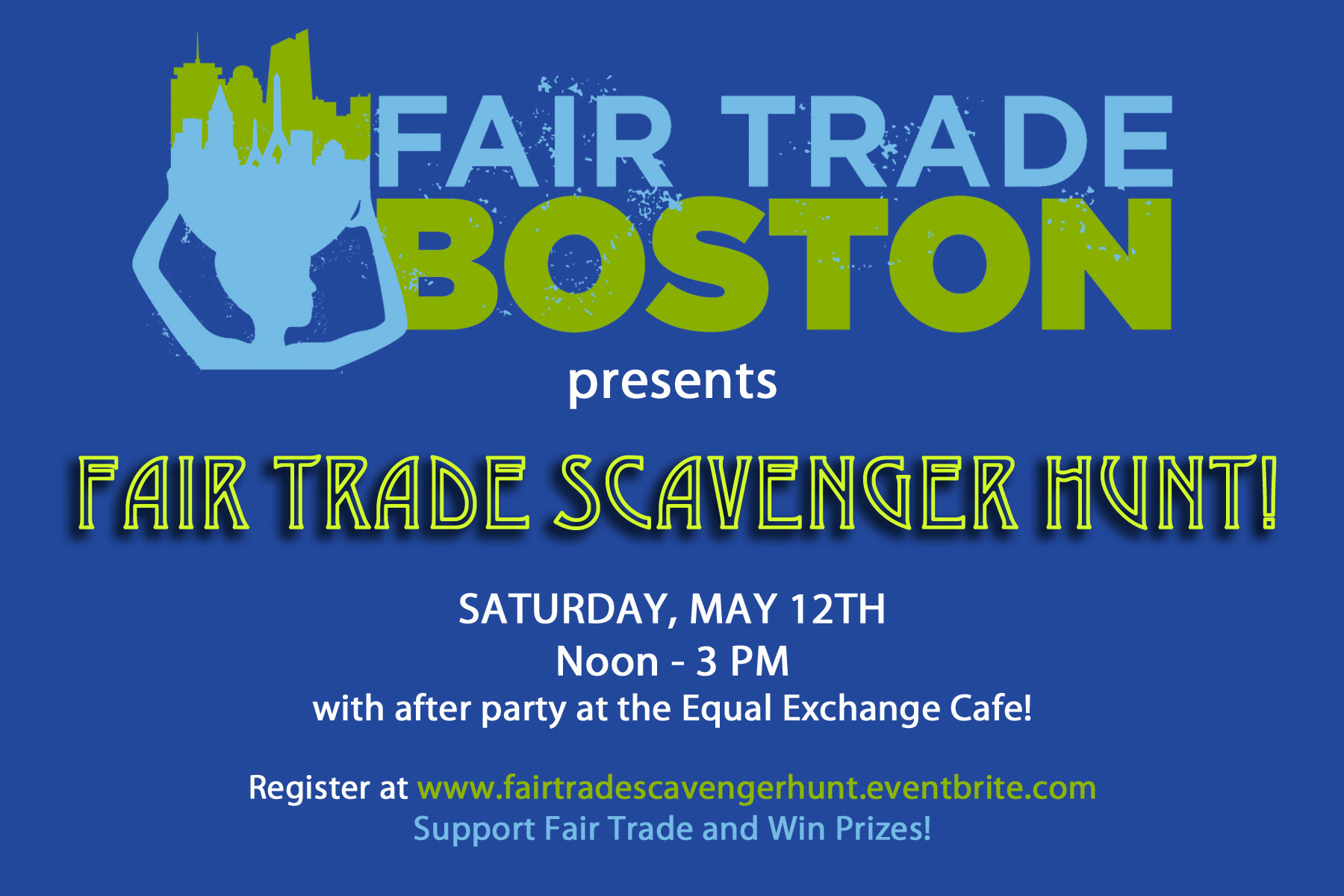 Fair Trade Scavenger Hunt