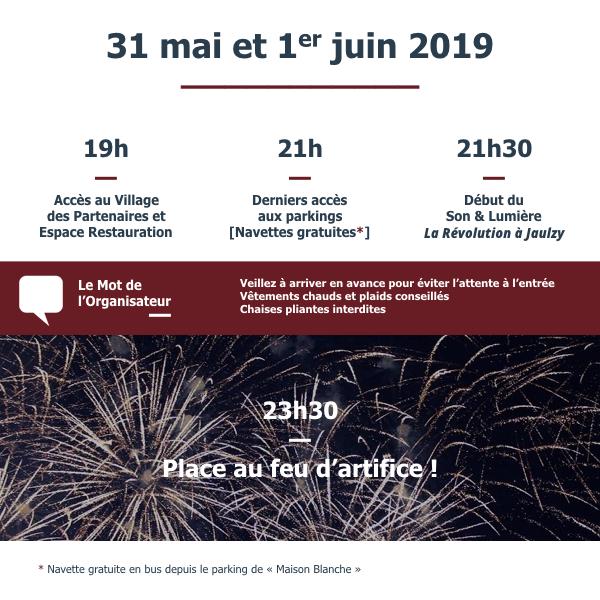 Informations pratiques La Revolution a Jaulzy