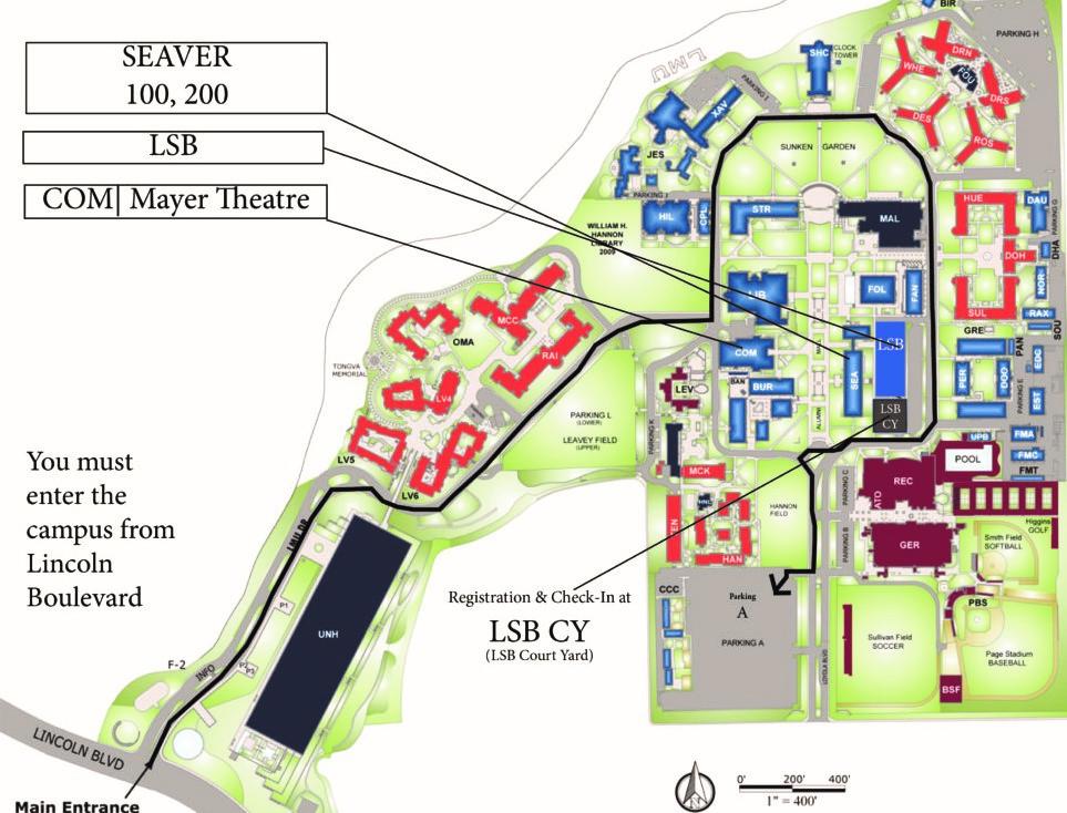 LMU Map
