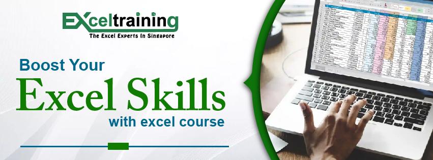Excel Training Course Singapore