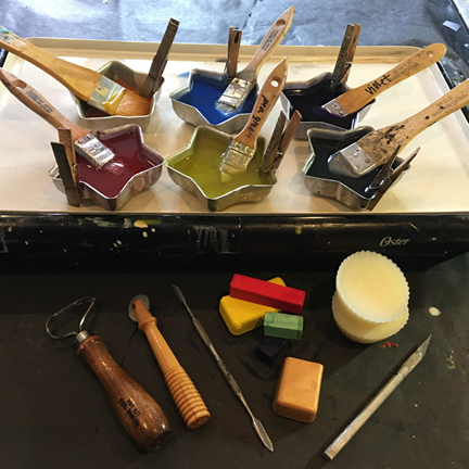 Encaustic Workshop