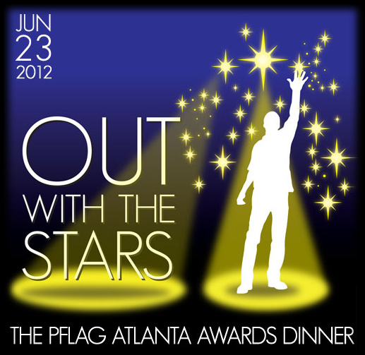 Out with the Stars Logo