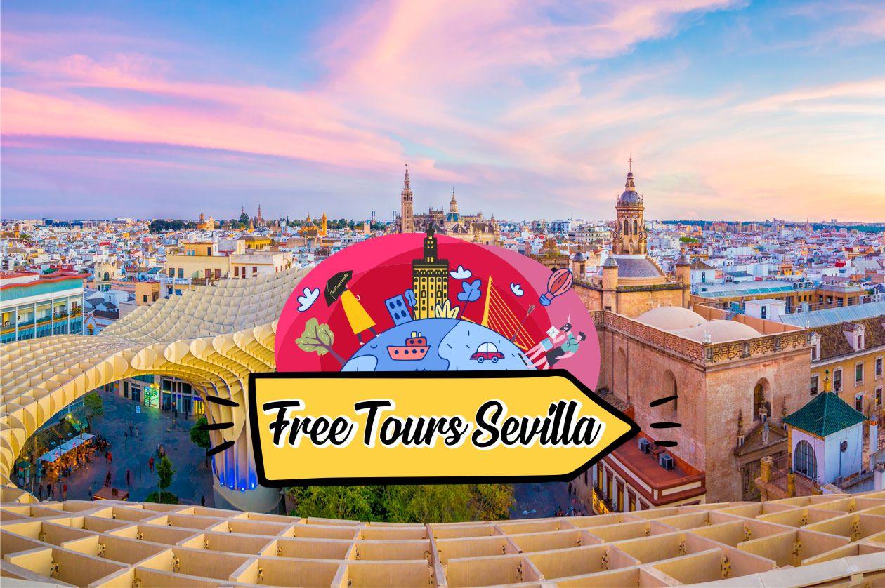 Visitar Sevilla mediante un Free Tour Sevilla