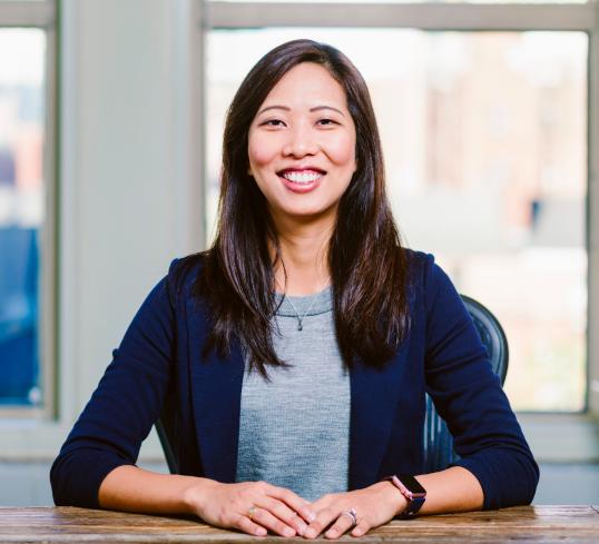 NextView Ventures Partner Melody Koh