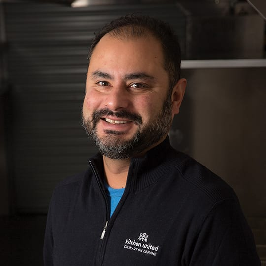Kitchen United Chief Business Officer Atul Sood