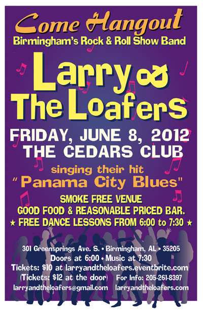 Larry and the Loafers June 8 2012