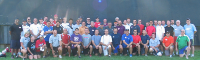 Meulensteen 100 course participants, Indianapolis, IN