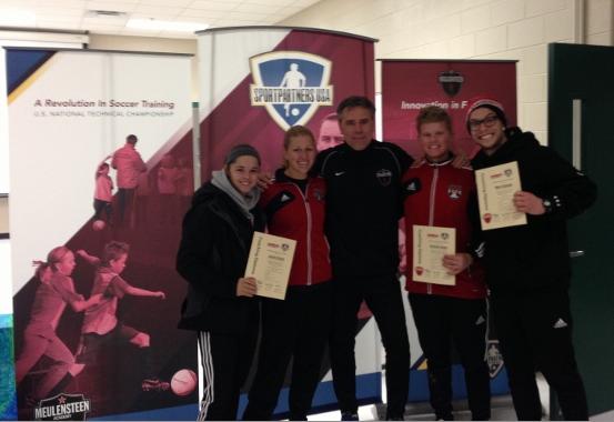 Proud 100 Meulensteen Certified Coaches