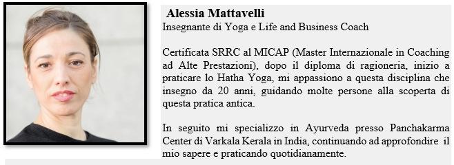 Alessia Yoga Life coach