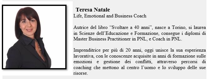 Teresa Natale Life Emotional Coach