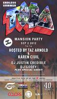 TI$A Endless $ummer Mansion Event