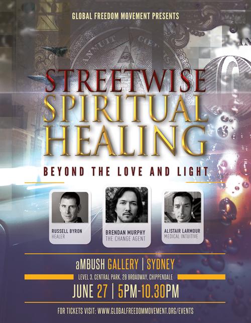 streetwise spiritual healing brendan d. murphy