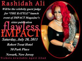 "Flawless IMPACT ""The Battle"" Launch Event w/Celebrity Guest..."