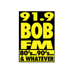 91.9 BOB FM Logo