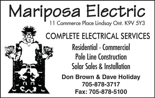 Mariposa Electric Logo